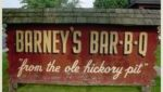 BARNEY'S BAR-B-QUE